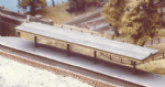 "209 Ratio: TRACKSIDE ACCESSORIES Straight Platforms (9"" long x 13/4"" wide)"